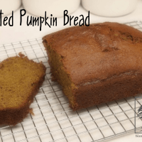 Sprouted Pumpkin Bread