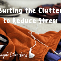 Busting the Clutter to Reduce Stress