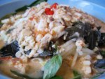 Fish Curry Noodle Soup Recipe
