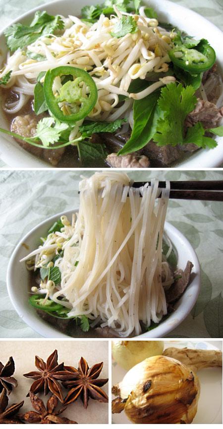 Pho Bo – Vietnamese Noodle Soup