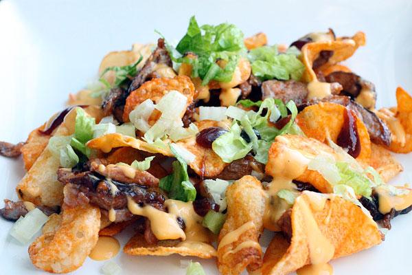 BBQ Nachos Recipe