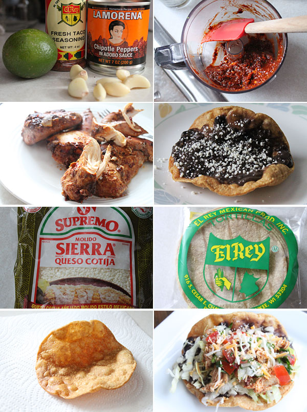 How to make a chalupa
