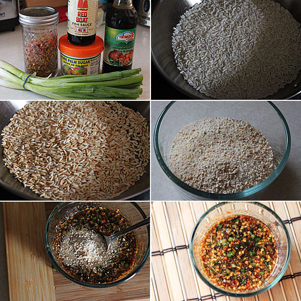 Spicy Thai Dipping Sauce – Nam Jim Jaew