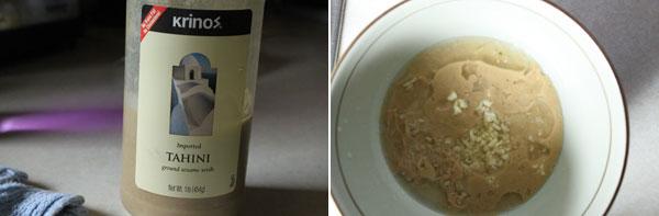 Tahini Sauce Recipe