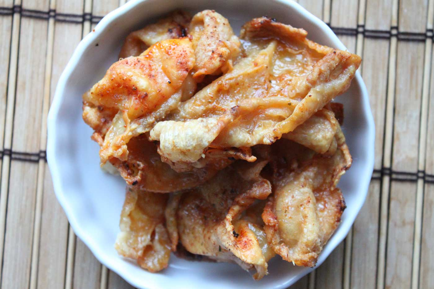 crispy baked chicken skin ndash simple comfort food recipes that are