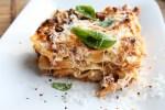 Quark Cheese Lasagna Recipe