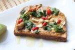 Thai Peanut Butter Toast Recipe