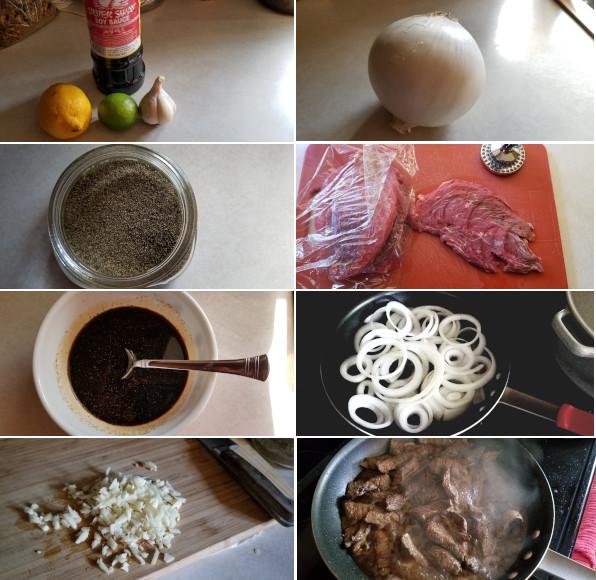 Bistek Tagalog Ingredients