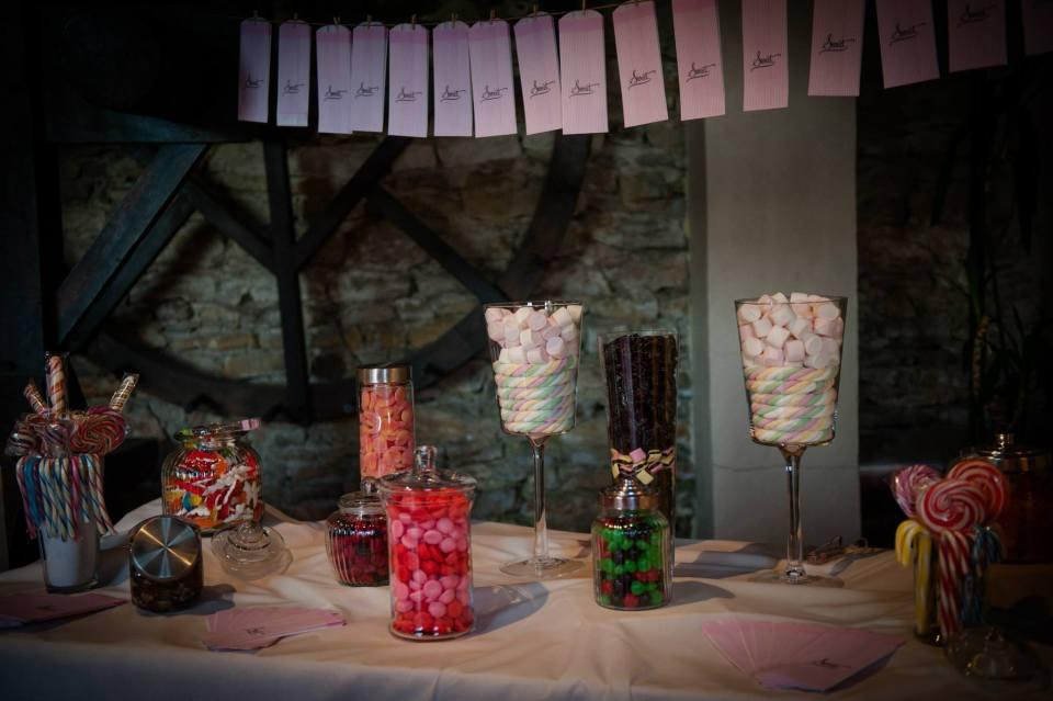 Candy Bar - Mariage Gourmand