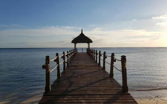 Demande en mariage féerique - Ile Maurice