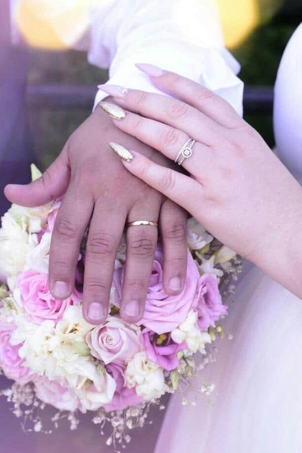 Les alliances - Mariage féerique