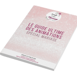 guide des animations mariage