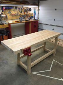 2x4 Work Bench Frh Makes Simplecove