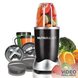 Simple Cure For Cancer - nutri bullet
