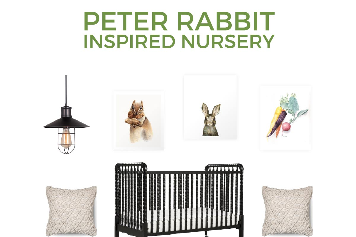 A Peter Rabbit Nursery That Will Make You Want To Redo