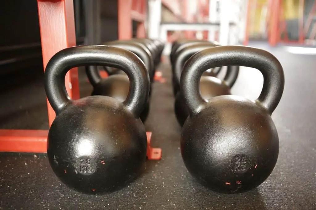 simple fitness hub