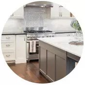 Tile flooring, countertops and cabinets Portland Oregon