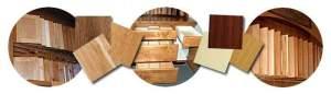 Portland customer wood cabinets and shelving