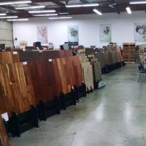 Portland Metro Hardwood Flooring Samples Showroom