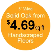 prices on Portland solid hardwood floors