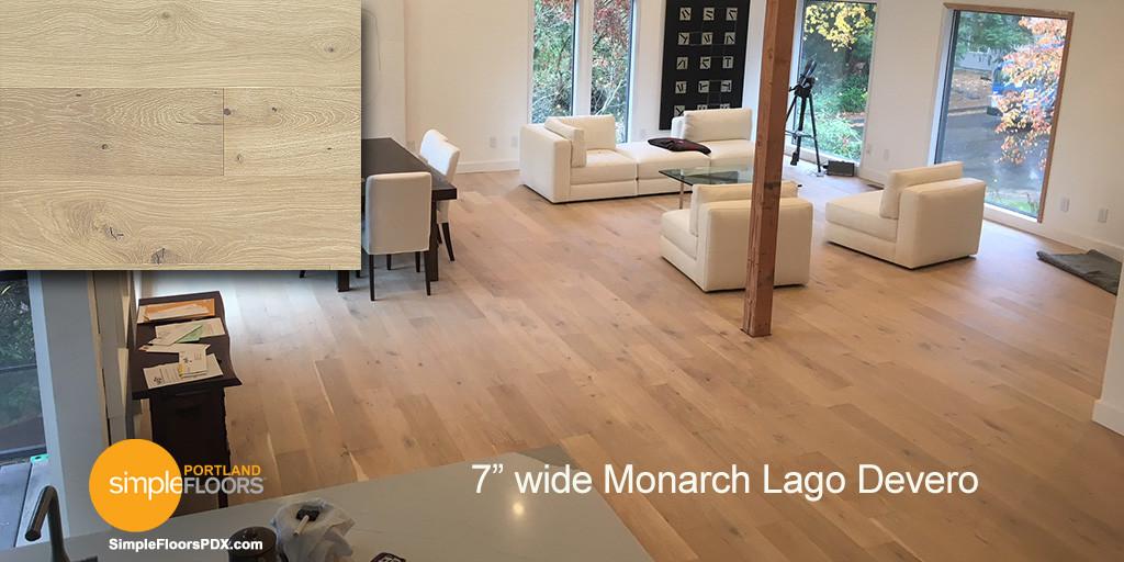 7inch Wide Monarch Lago Devero