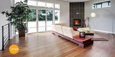 Vintage Couture Brazilian Teak floors