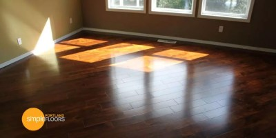 arpeggio Hardwood Floor PDX Bedroom