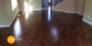 arpeggio Hardwood Floor Living Room