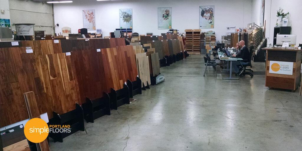 Hardwood Flooring Floors Portland Or Simple Floors