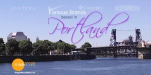 Top famous brands and companies in the Portland Metro area