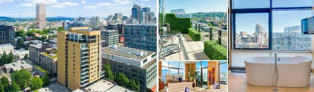Amazing Portland High-Rise Condo worth millions!