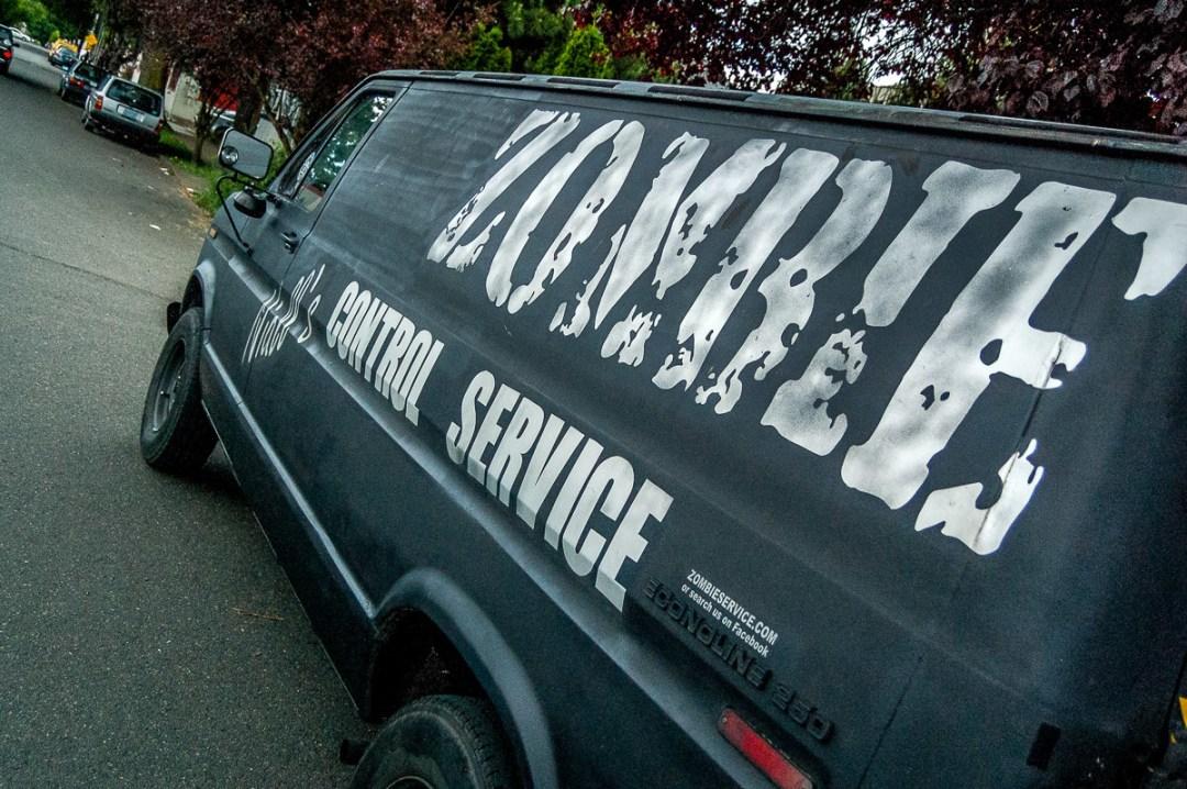 Exterminating Portland Zombies