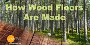 We answer how is wood flooring made and how is bamboo flooring made