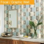 Bathroom Focal Wall tile trend