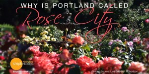 Why is Portland the Rose City?