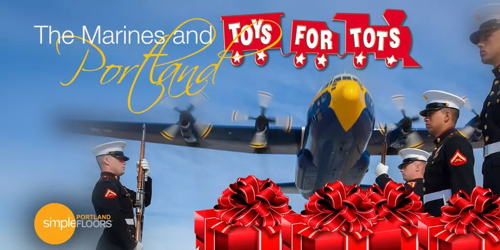 The Santa Clause 2 Toys For Tots : The marines and toys for tots in pdx