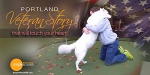 Portland Veteran a heart warming story