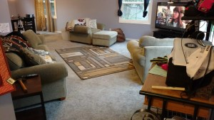 Vancouver wood flooring project