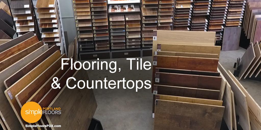 PDX online flooring catalog