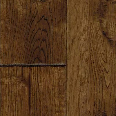 Gunstock Handscraped Oak Solid Wood Flooring