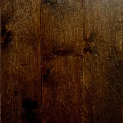 Lexington Handscraped Birch Engineered Wood Flooring