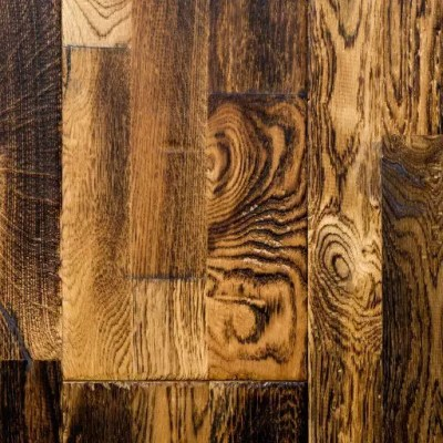 deveraux handscraped oak solid hardwood floor