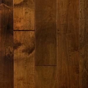 lapacho handscraped birch engineered hardwood flooring