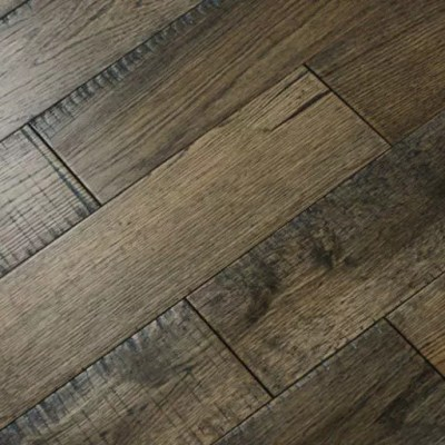 merindah handscraped oak solid hardwood floor