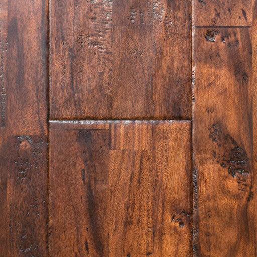 sable handscraped acacia solid hardwood flooring   simplefloorspdx