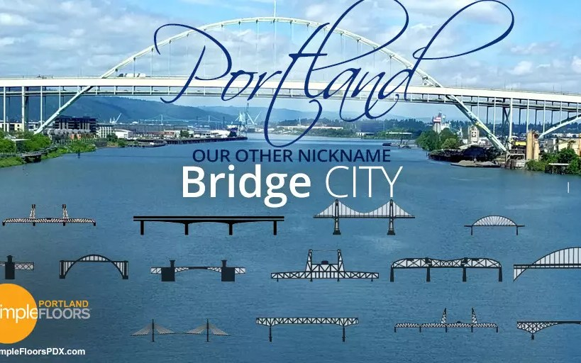 Bridge City: Portland, Oregon's Other Nickname