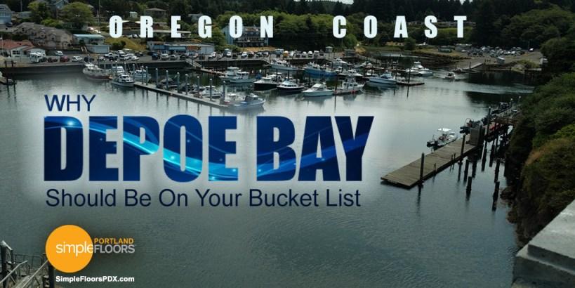 Depoe Bay – Oregon Coast Bucket List