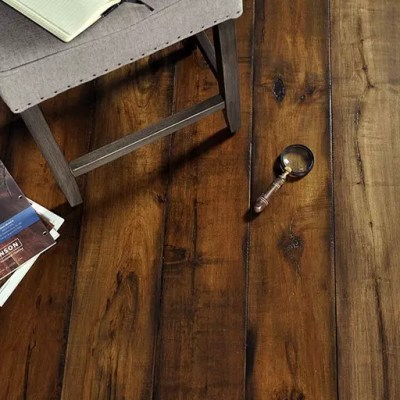 Vintage Maple wood floors by Johnson Hardwood
