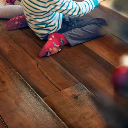 Johnson Hardwood Strawberry Blonde Vintage Maple Wood Floors