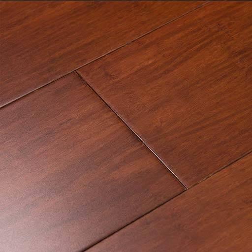 Smooth Bamboo Floor